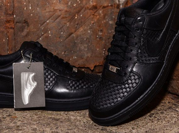 Nike Air Force 1 Downtown LTH Woven QS Available