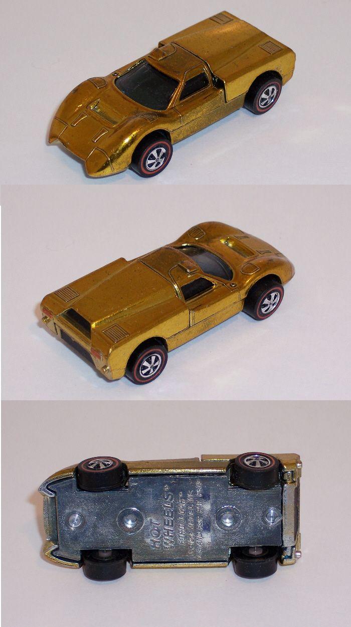 1968 Ford JCar US Gold Hot wheels toys, Hot wheels cars