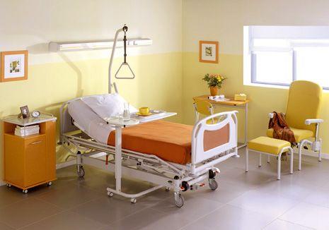 Chambre dhpital  Lhpital aujourdhui et demain
