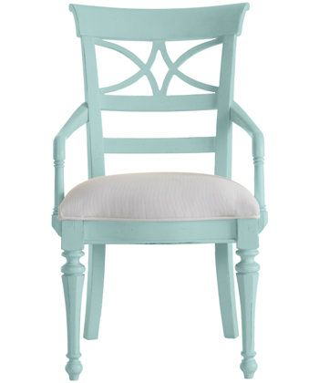Fabric Dining Chairs Teal stanley furniture » aqua dining chairs » coastal living cottage
