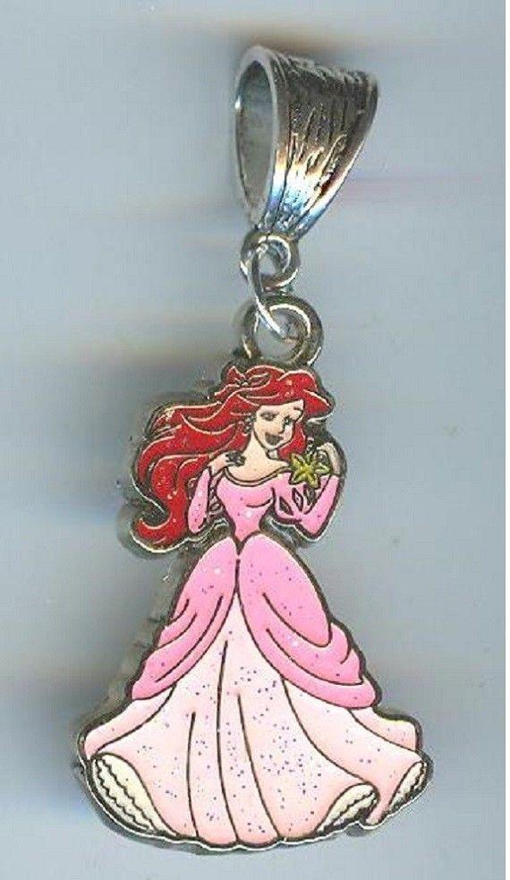 princess Ariel charm pin little mermaid