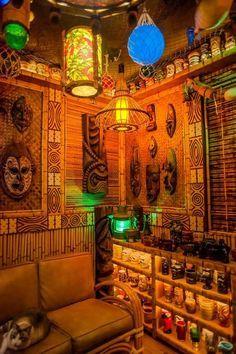 Amazing House · Tiki Decor ...