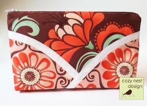Free Cosmetic Bag Pattern