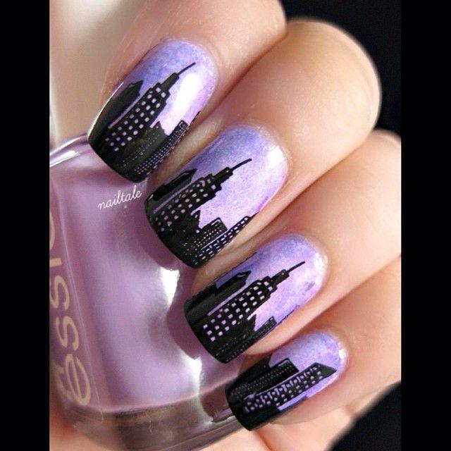 Instagram photo by nailtale #nail #nails #nailart | Fun Nails ...