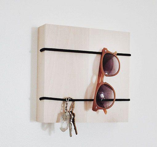 DIY en un trix: organizador de pared