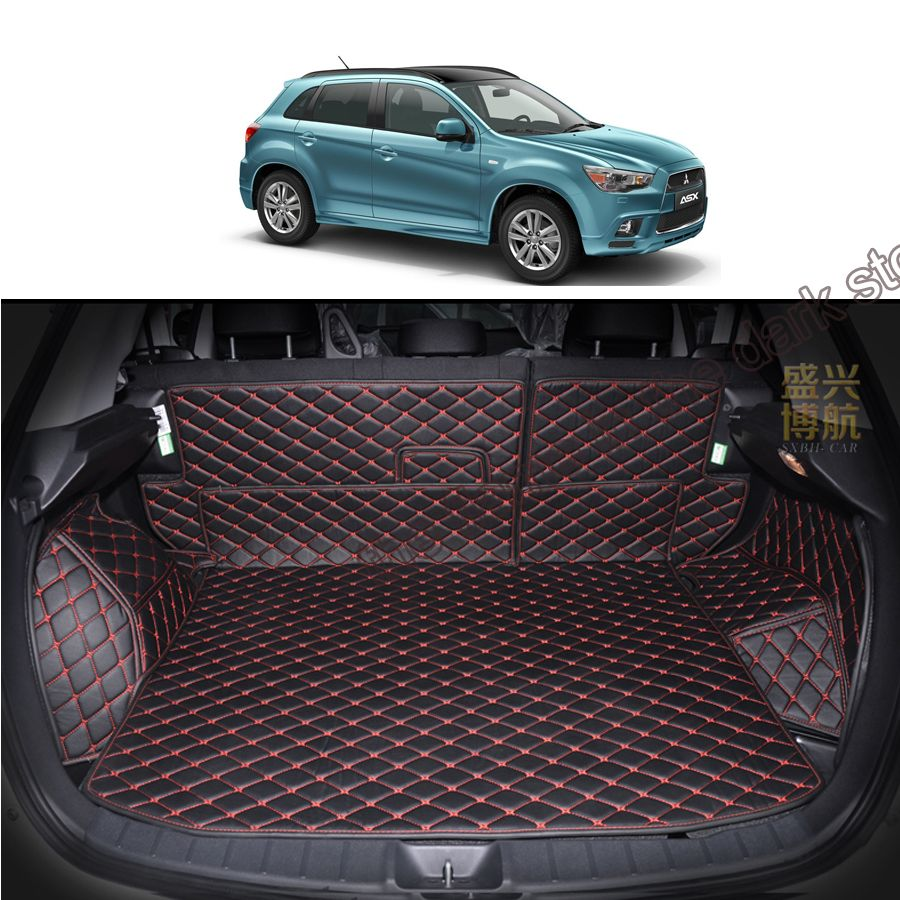 Custom Fit Car Trunk Mat Cargo Mat For Mitsubishi Asx Outlander