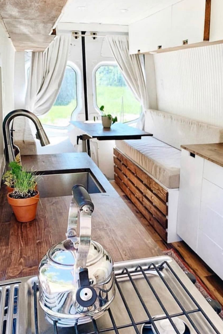 50+ Camper Van Pictures That Will Inspire You To Create Your Own Tiny Home #houseinspiration