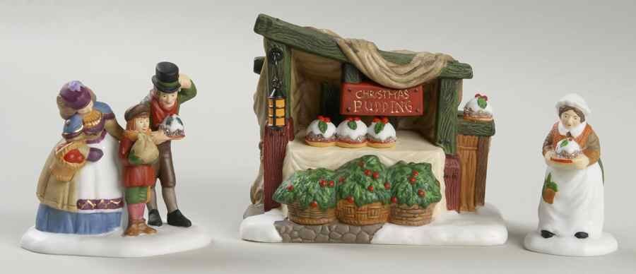 NEW DEPARTMENT 56 DICKENS VILLAGE SERIES TENDING THE COLD FRAME #58416