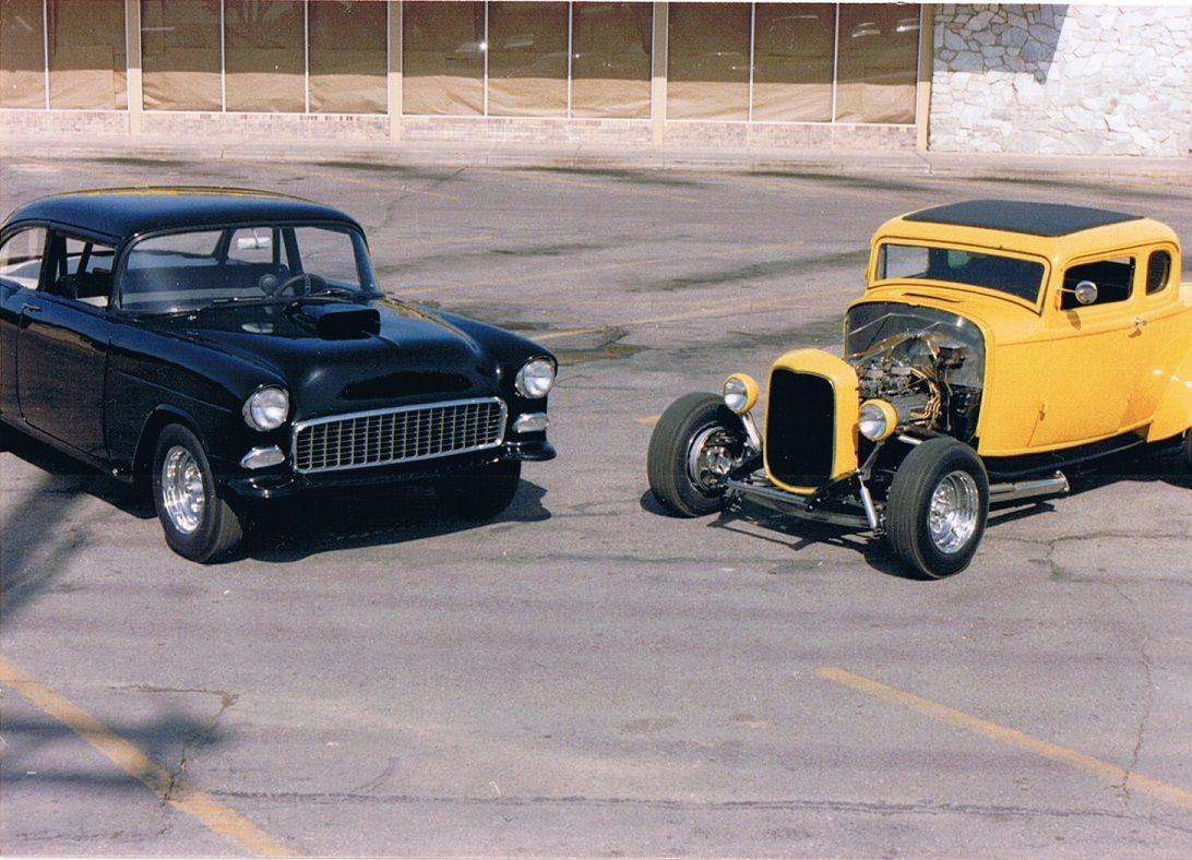 Steve Fitch\'s Cars, Circa 81-84. Steve Fitch of Wichita, Kansas ...