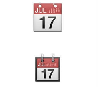July 17 is the date that Mac's iCal feature was first