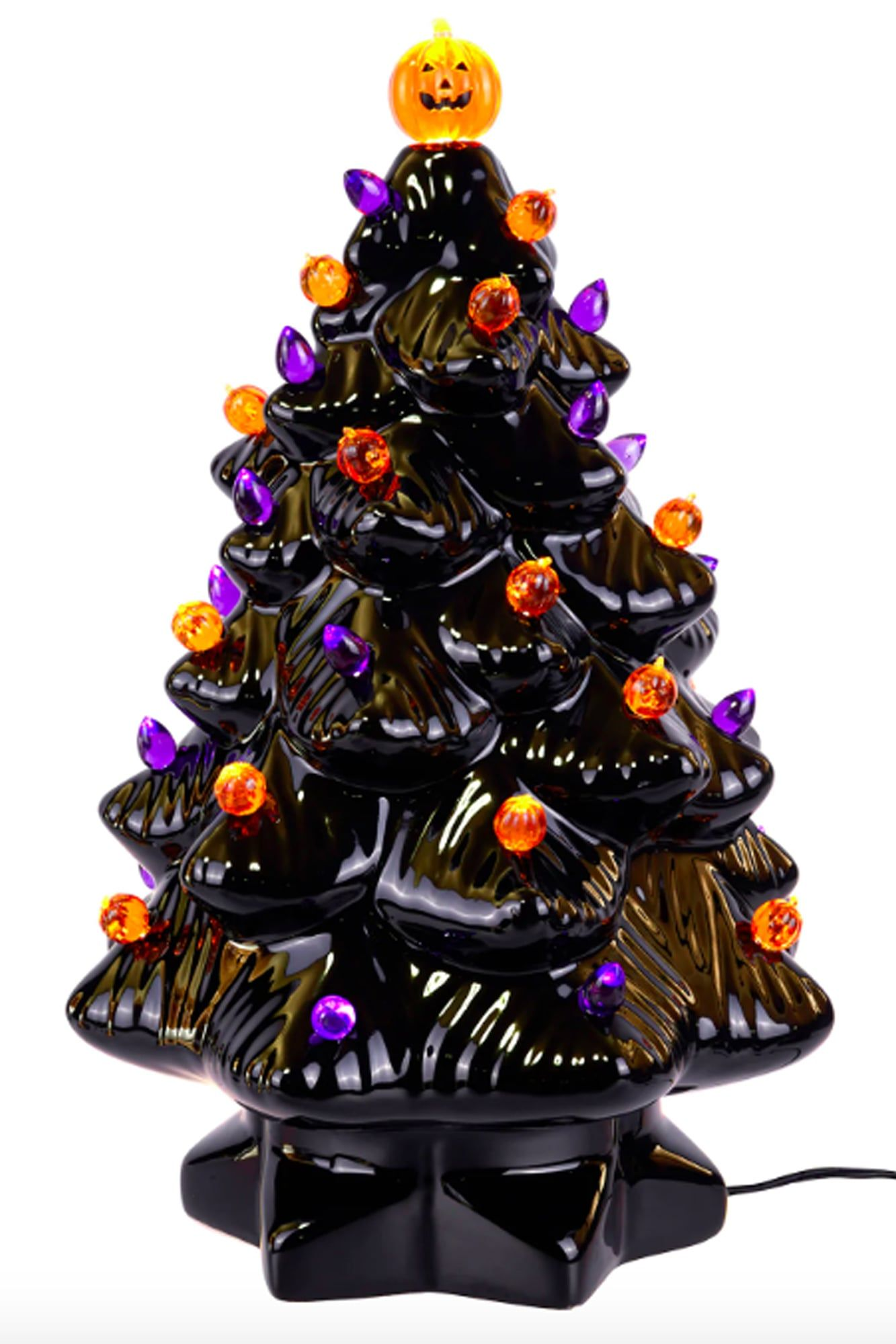 Attention Michael's Ceramic Halloween Trees Are Selling