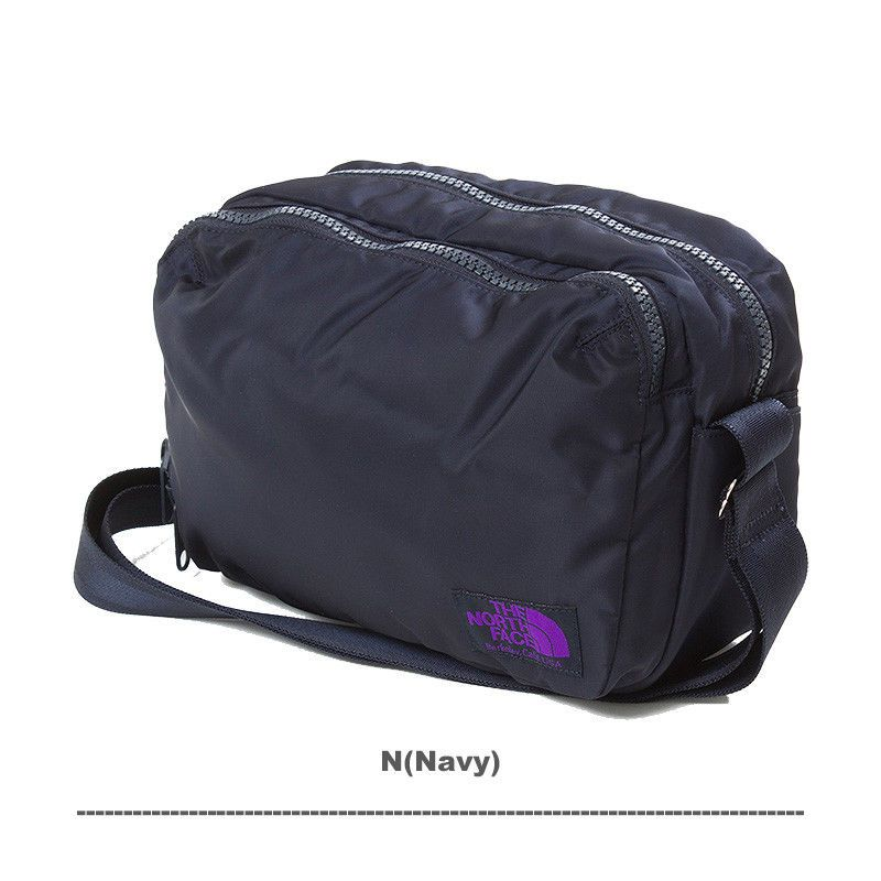 4e63ff96d THE NORTH FACE PURPLE LABEL LIMONTA Nylon Shoulder Bag NN7916N NAVY ...