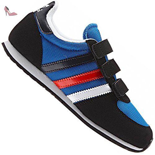 Bébé Garçons Adidas Baskets pour Bébé Chaussures Taille UK