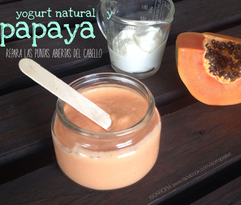 beneficios del yogurt para la cara