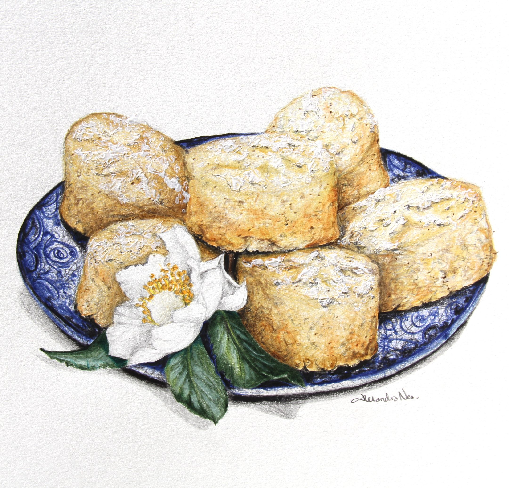 Sri Lankan Love Cakes