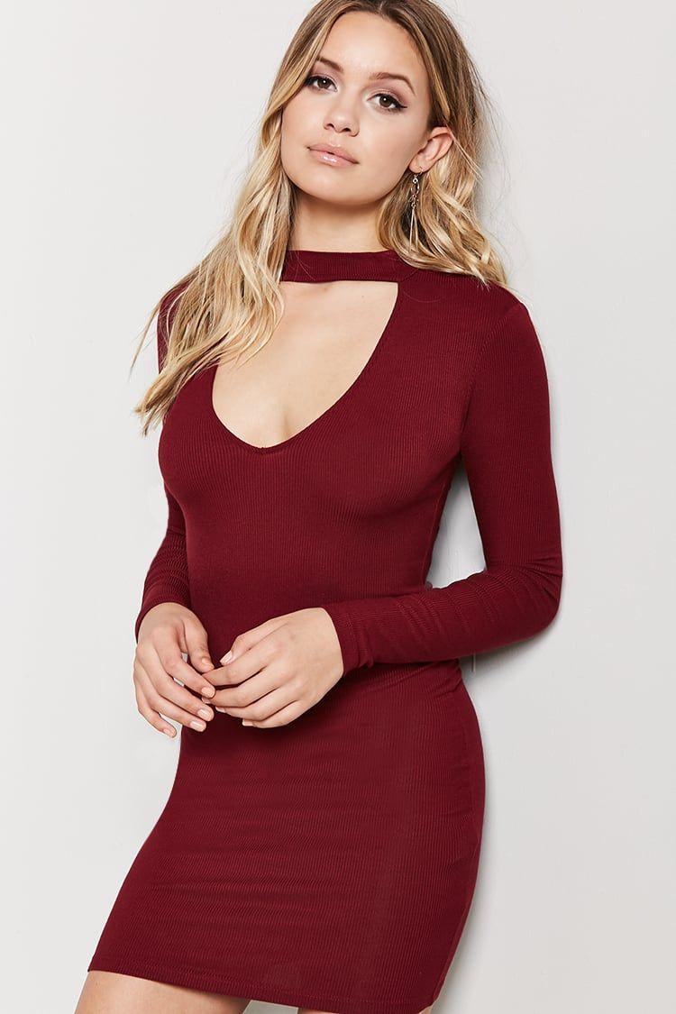 Imagenes de vestidos cortos con escotes