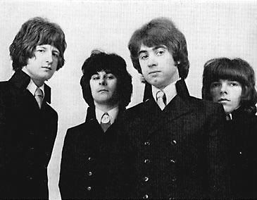 Welsh band Badfinger in the '60's photo from edu badfingerboogie