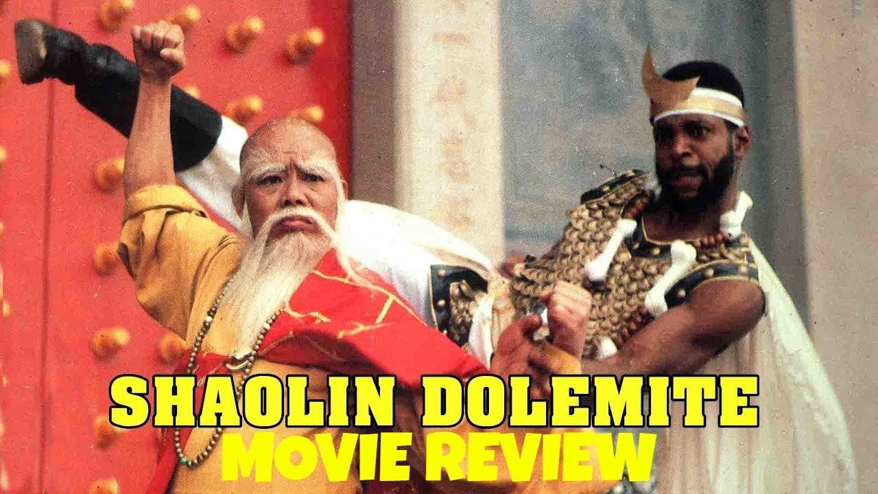 SHAOLIN DOLEMITE (1999) MOVIE REVIEW Wu tang collection