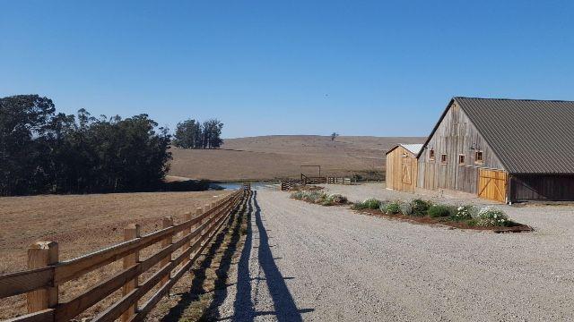Bay Area San Francisco Outdoor Farm Wedding Venue with ...