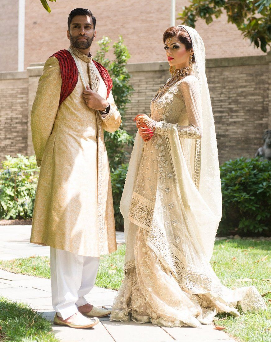 A breathtaking pakistani wedding with a regal charm berry lips