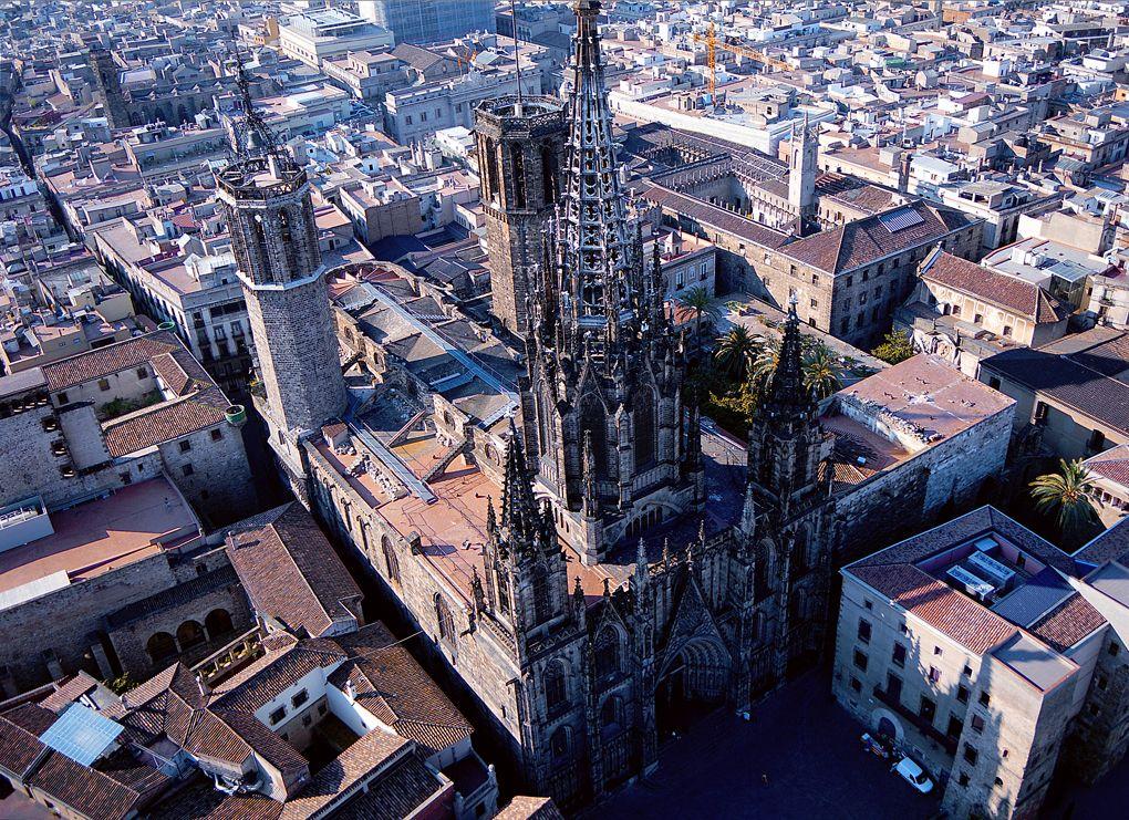 catedral de barcelona (restauri s. XIX -XX) - Cerca con Google