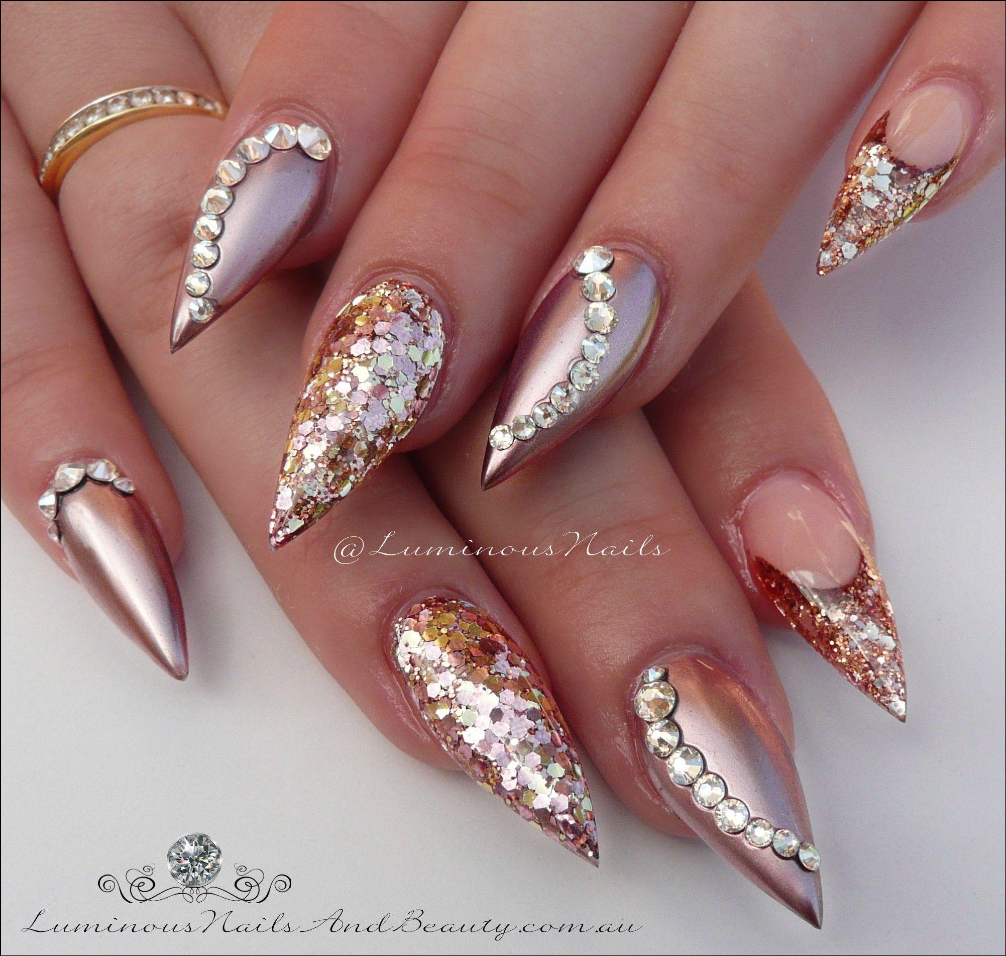 Luminous Nails and Beauty - Gold Coast - Queensland - Acrylic Nails ...