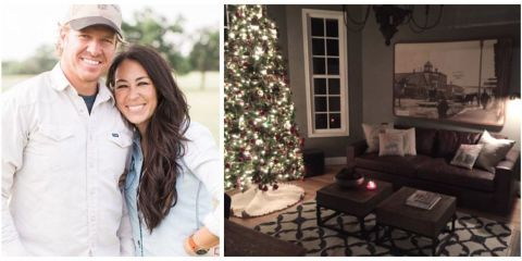joanna gaines christmas how chip and joanna decorate for the holidays - Joanna Gaines Christmas Decor