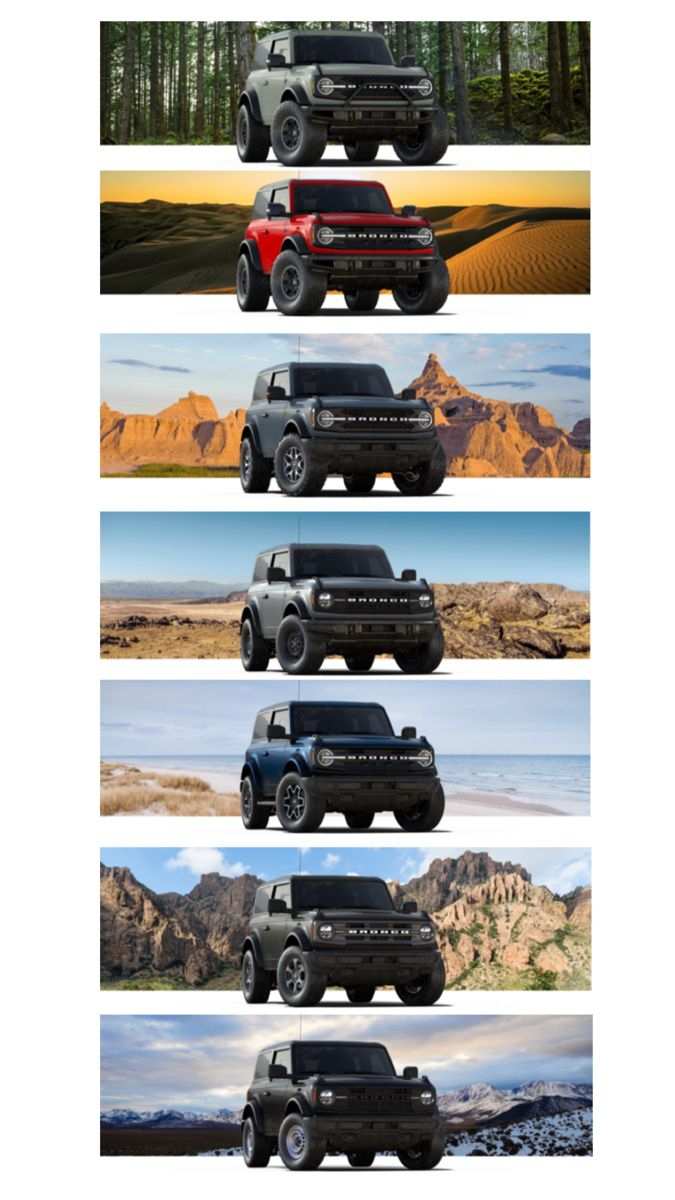 2021 Ford Bronco In 2020 Ford Bronco Bronco Bronco Truck