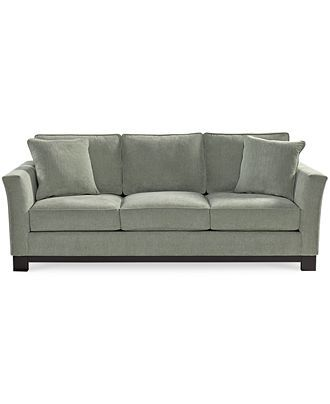 Kenton Fabric Sofa Furniture Sale Furniture Macy S Shopping