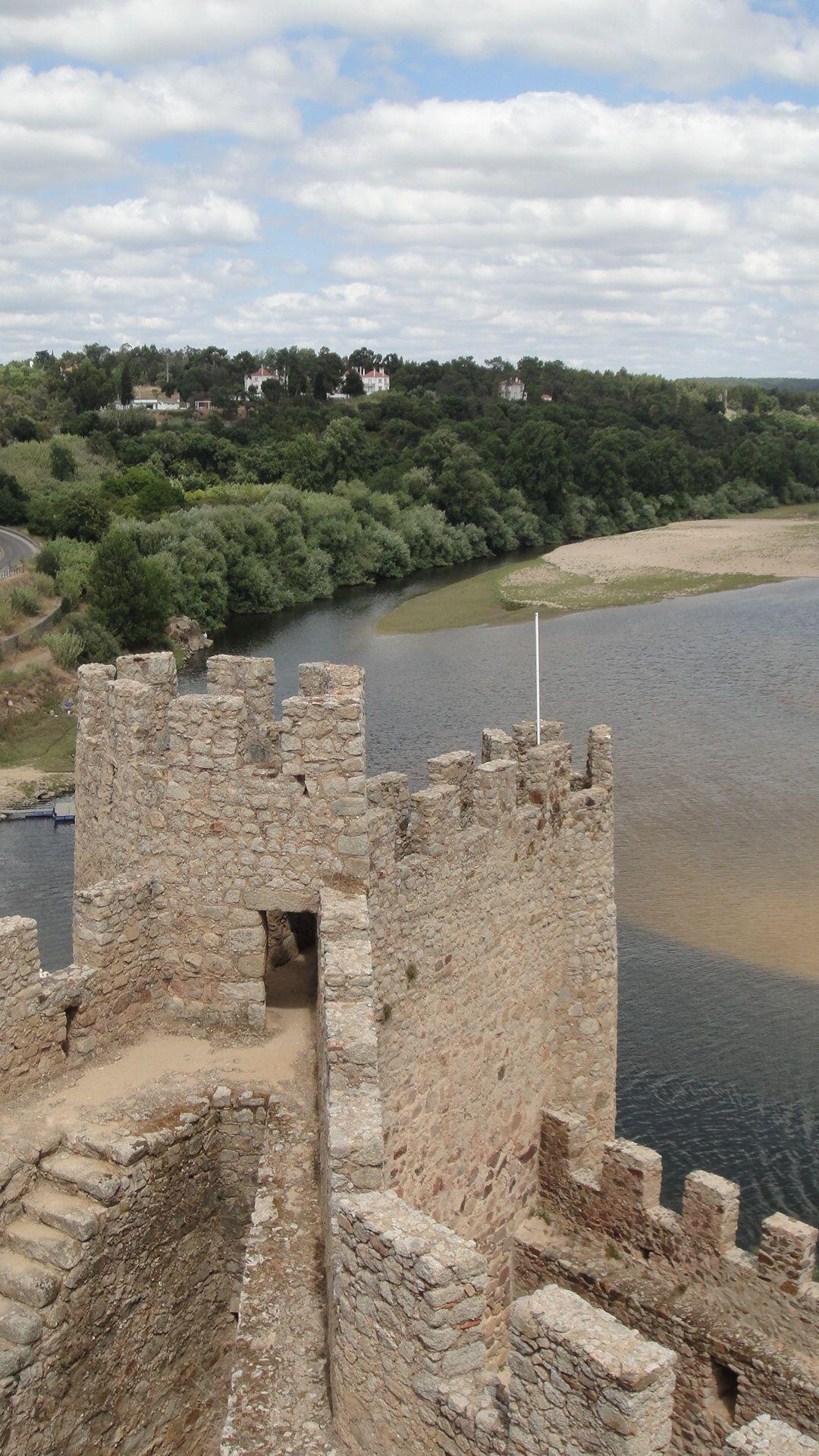Almourol castle portugal portuguese culture castle