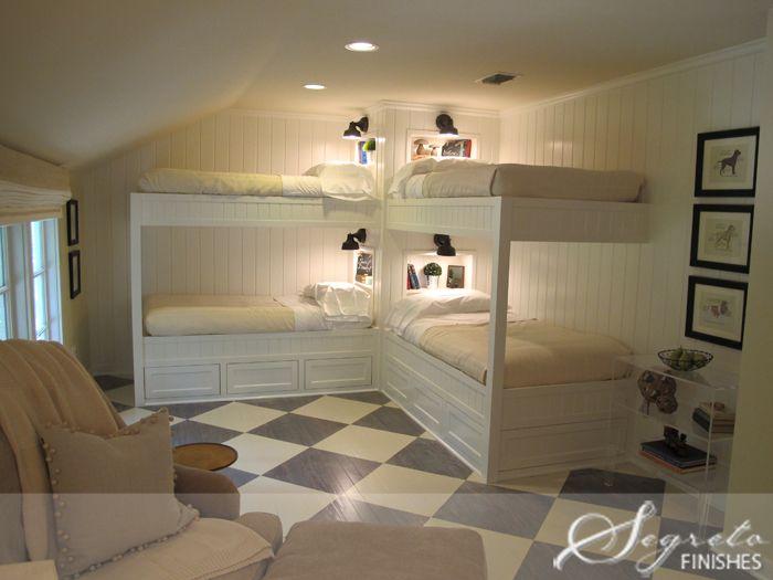 Best Decorative Bunk Beds Bunk Beds Built In Double Bunk Beds 640 x 480