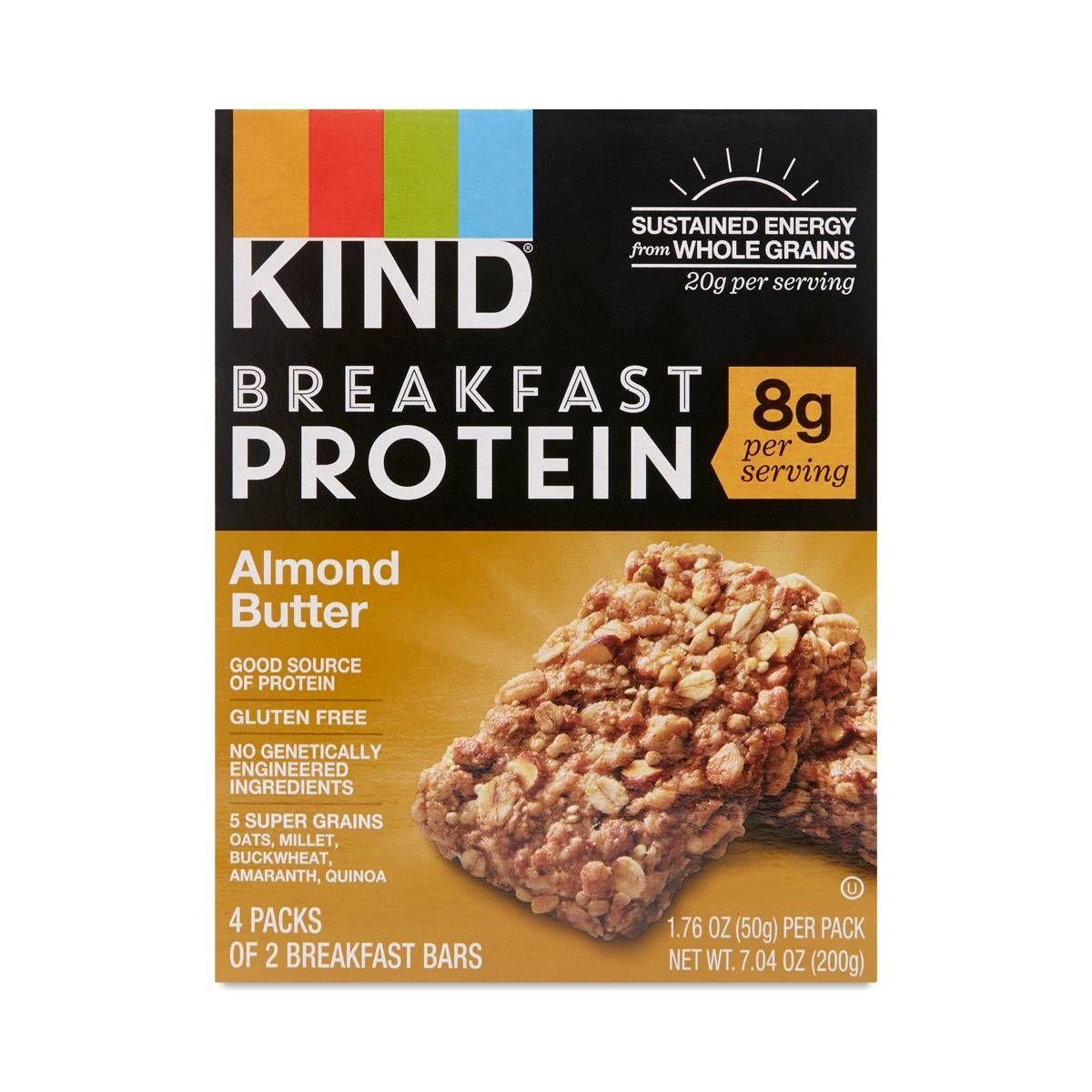 Almond butter protein breakfast bars almond butter