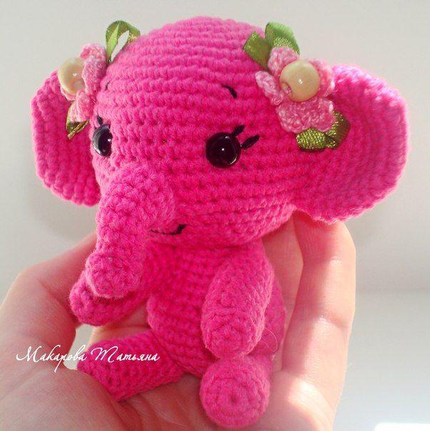 Pin von Kathleen Weickert auf Crochet | Pinterest | Gehäkelte tiere ...
