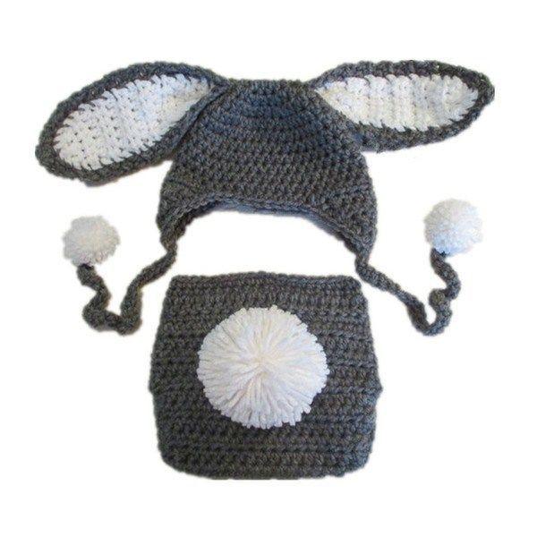 Photo of grohandel entzckende ba easter bunny outfit handgefertigte stricken hkeln ba jun…