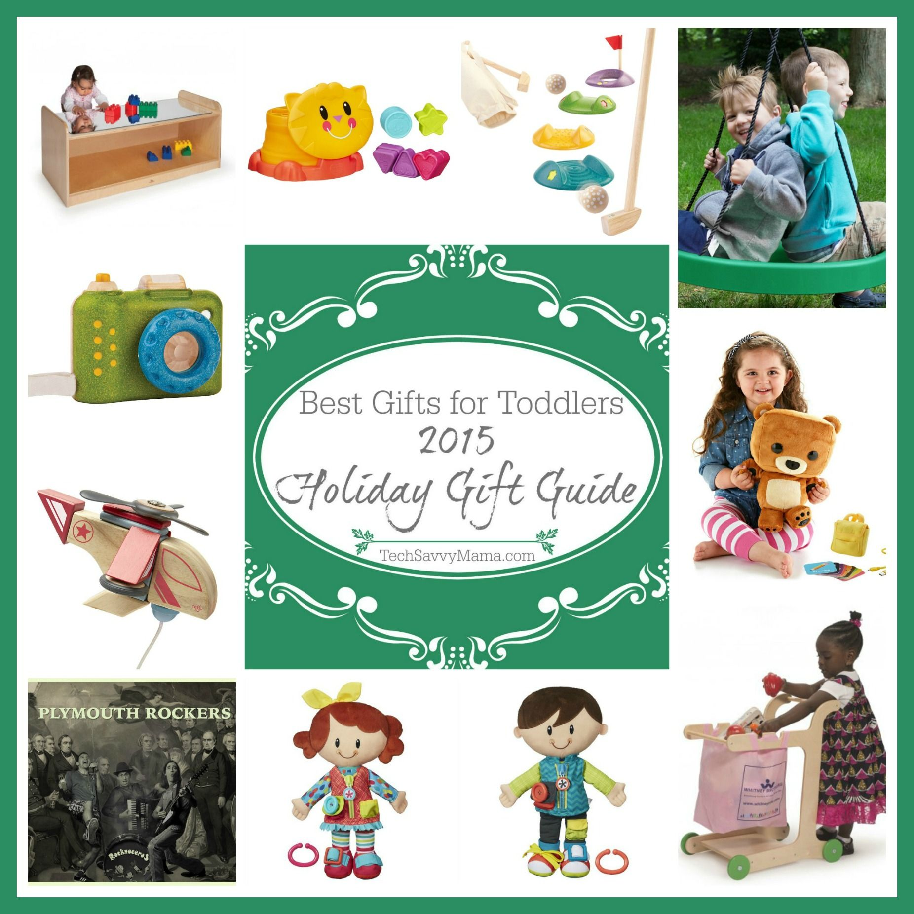 2015 Gift Guide Best Gifts for Toddlers 18 months 3 years