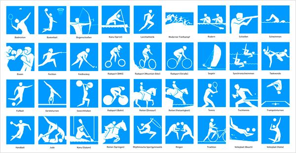 Liste Aller Sportarten