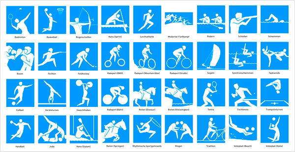 Neue Olympische Disziplinen 2020