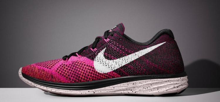 New Shoe Alert: Nike Flyknit Lunar 3 Women's Running