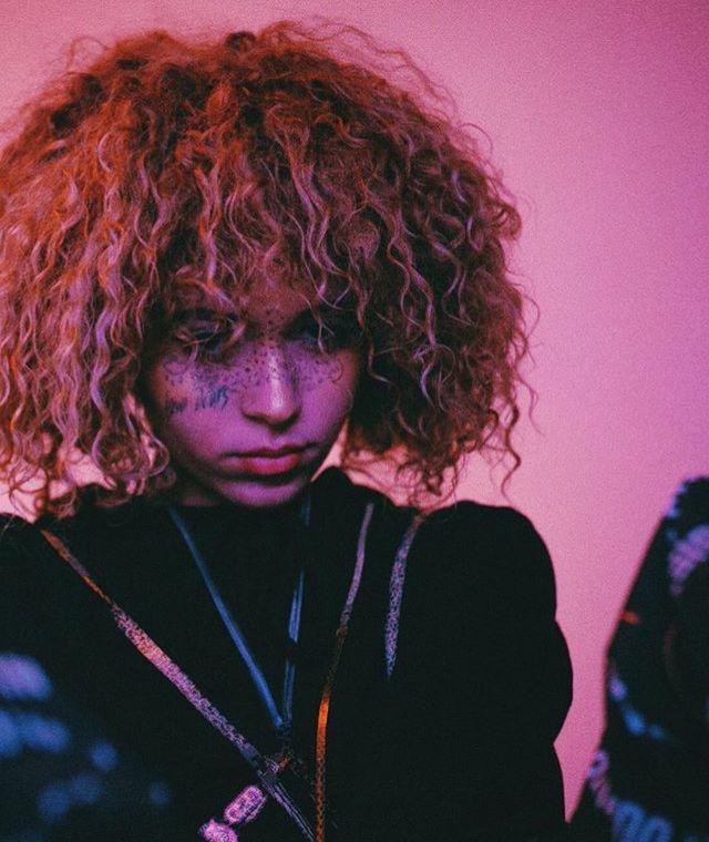 pin playboihoe   in 2019  Curly hair styles