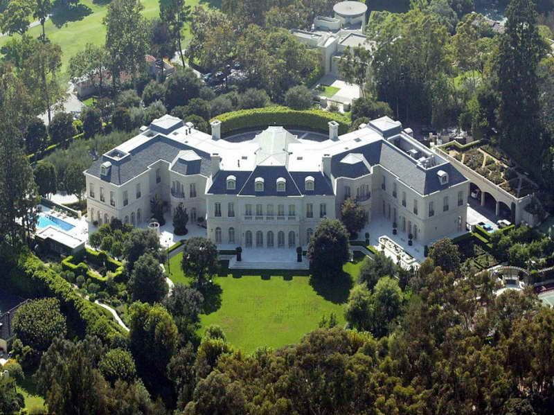 World S Most Expensive House Mansions Houses In America