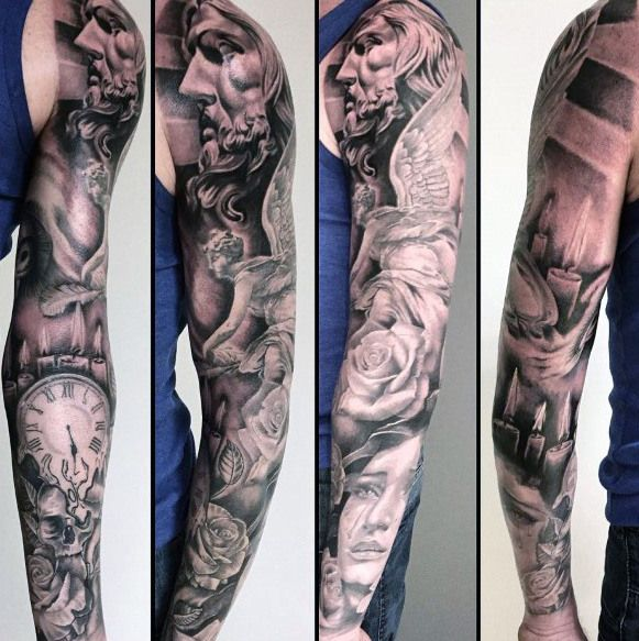 The Ultimate 137 Best Sleeve Tattoos In 2020 Tattoo Sleeve Men Half Sleeve Tattoos Designs Sleeve Tattoos
