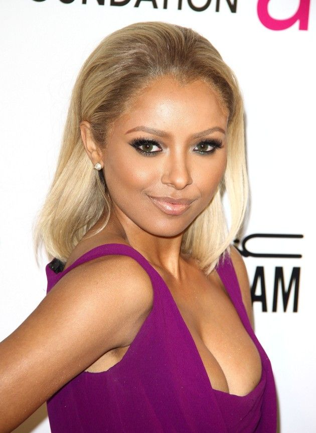 Kat Graham Goes Blonde Love It Or Hate It Color My World