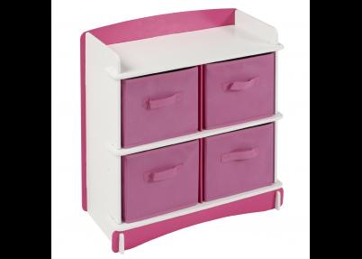 Kinderkamer Kasten Mostros : Kidsaw blush ladekastje voor meisjes pinterest nachtkastjes