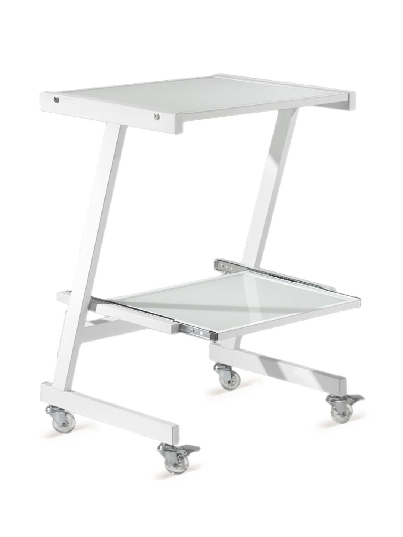 Luigi Laptop Cart - Gilt Home