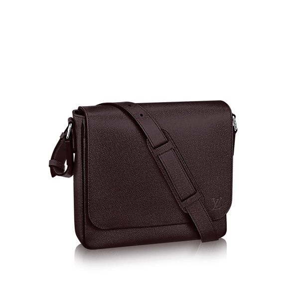 LOUIS VUITTON Roman Pm. #louisvuitton #bags #shoulder bags #leather #lining #metallic #