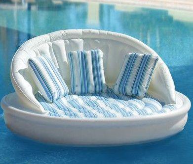 Beau Toysplash Aqua Sofa Pool Float
