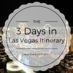 Las Vegas Itinerary – 3 Days in Vegas for First Timers   Thinking about a trip to Las Vegas? Here are some ideas for first timers. Then, email me at Deb@VacationsByDeb.com or call me at 877-331-5078 to book your vacation.