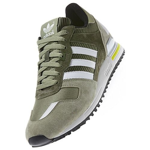 b323846cba060 Sell Well Adidas Zx 700 Retro Trainers Army Shoes Green Blue ...