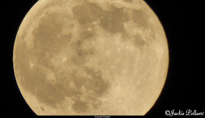 Pleine Lune du 14 mai 2014 ...