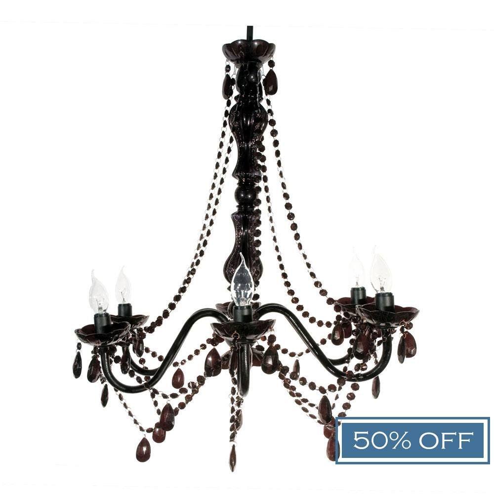 Skinny mimi black chandelier french bedroom company french skinny mimi black chandelier arubaitofo Choice Image